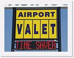 Pacificos Airport Valet Red, 16x80 matrix