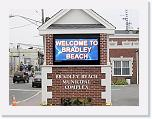 Town of Bradley Beach, Full Color LED Sign, 48x96 matrix