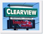 Clearview Shopping Center, 32x112 matrix