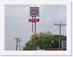 Phillips 66, Red Roadstar, 16x64 matrix