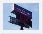 Springhill Suites, Red Roadstar, 24x80 matrix